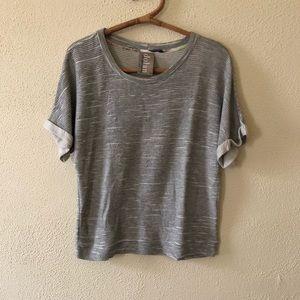Anthropologie Dolan Textured Sweatshirt S